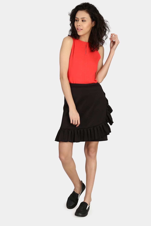 Ruffle Skirt -2