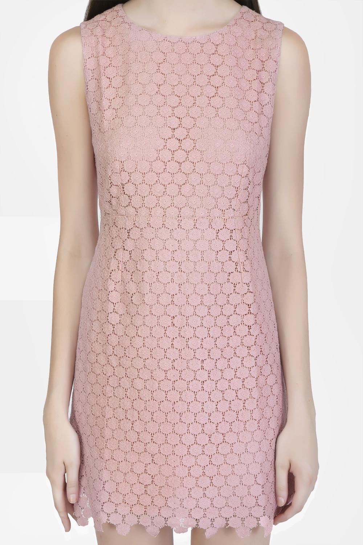 Circular Lace Dress -1