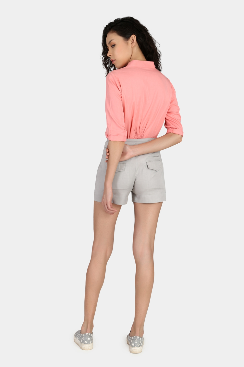 Shorts With Bow -2