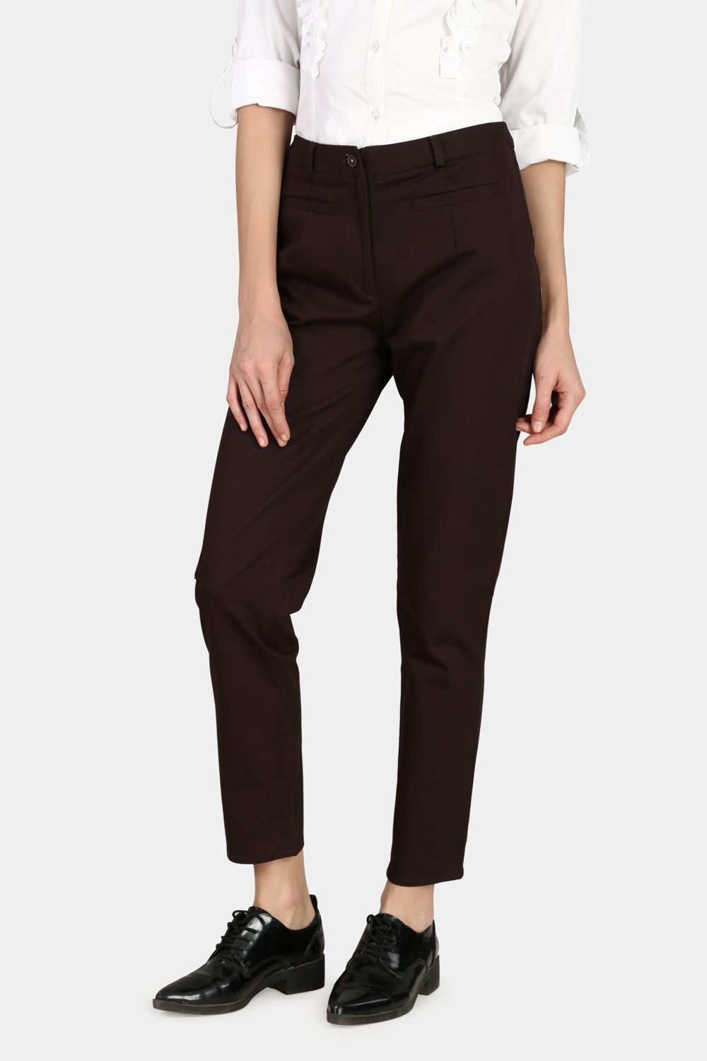 Pipe Pocket Trouser -1