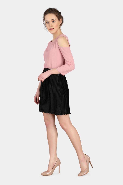 Pleated Skirt -2