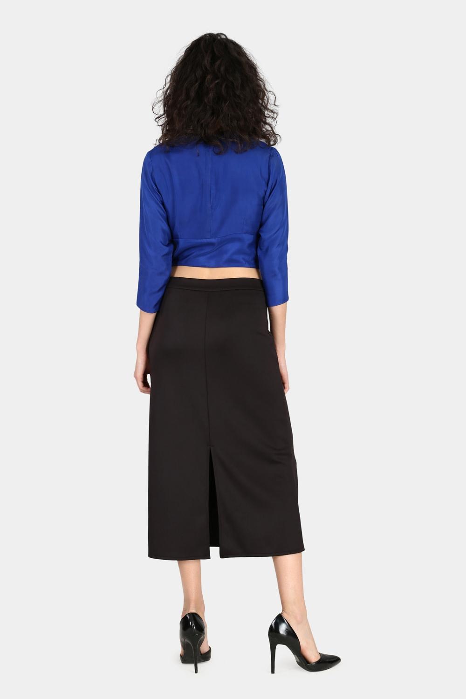 Double Slit Skirt -1