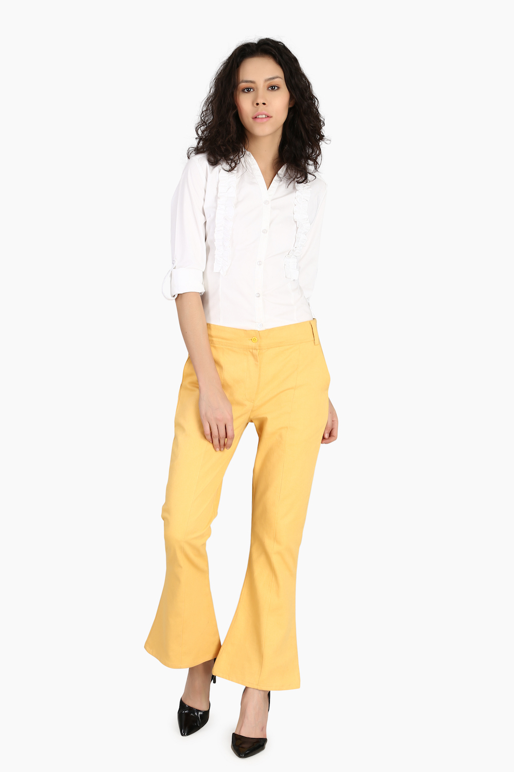 Bell Bottom Trouser