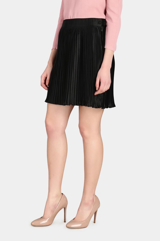 Pleated Skirt -1
