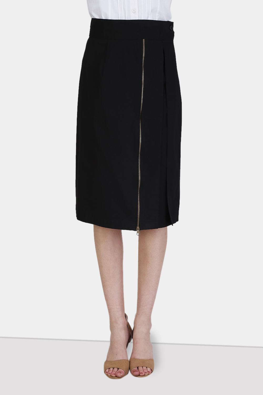 Zipper Skirt -1