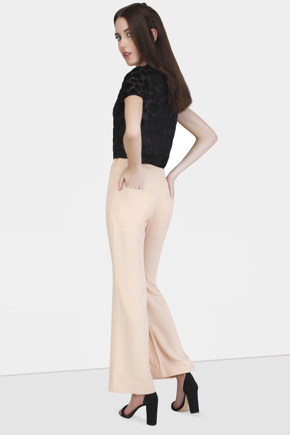 Flared Trousers -1
