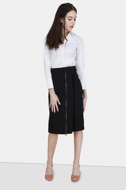 Zipper Skirt -2