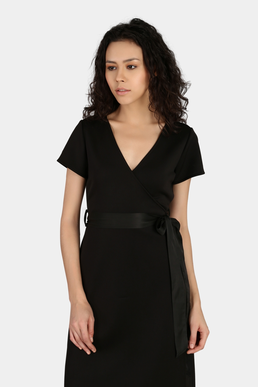 Wrap Dress -0