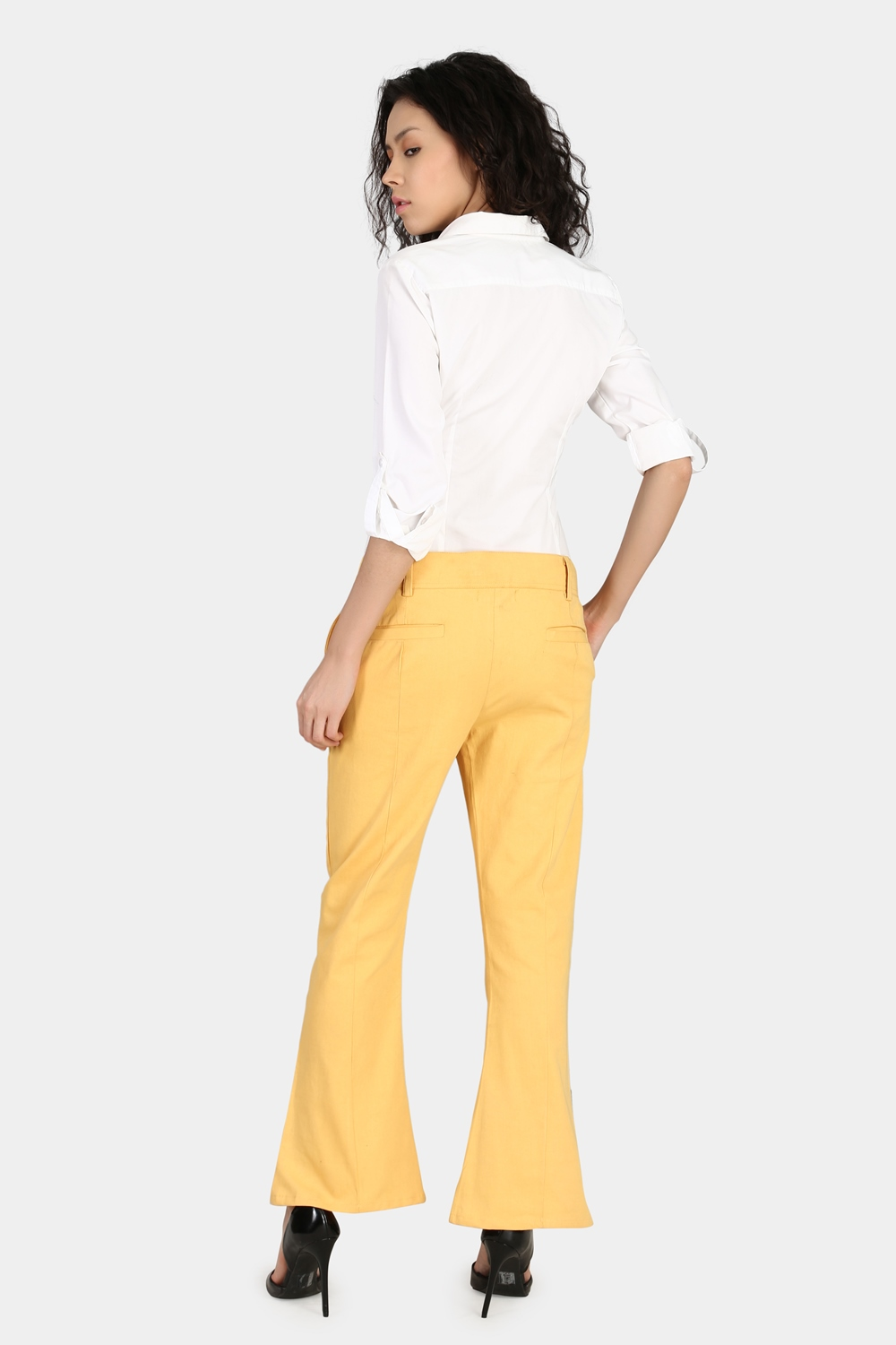 Bell Bottom Trouser -2