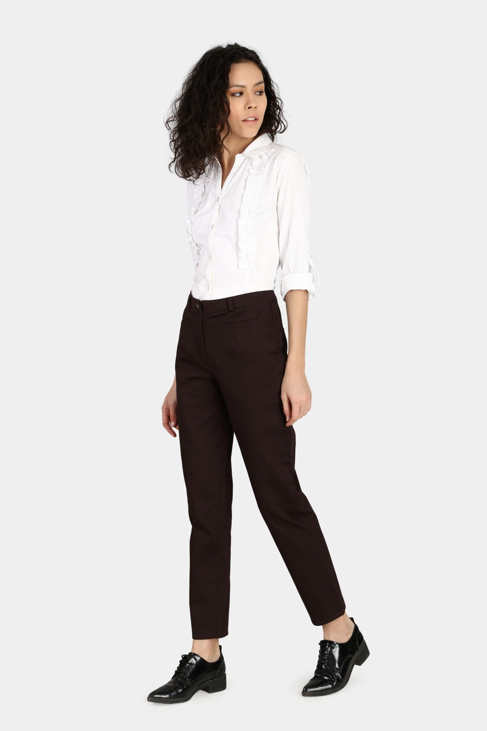 Pipe Pocket Trouser -2