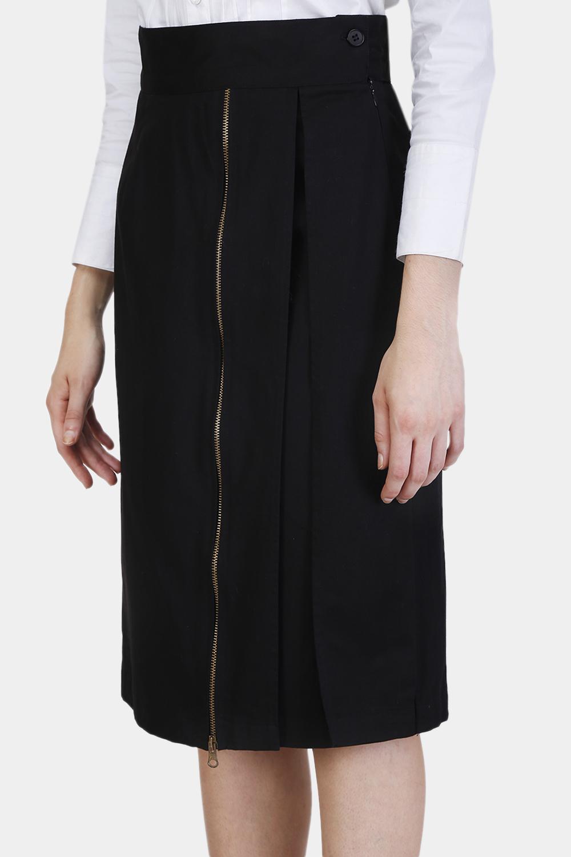Zipper Skirt -0