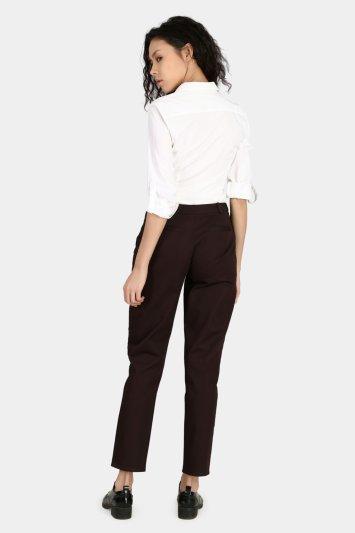 Pipe Pocket Trouser - Back