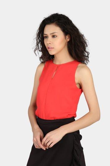 Ruffle Skirt - Back