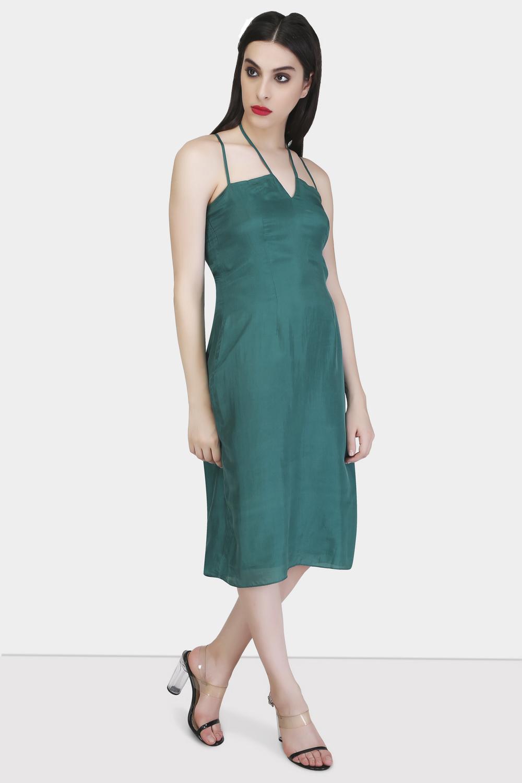 Criss Cross Strap Dress